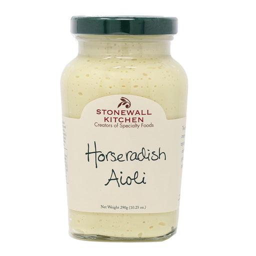 Stonewall Kitchen - Horseradish Aioli, 10.25oz