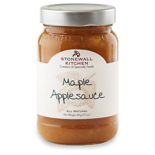 Stonewall Kitchen-Maple Applesauce-myPanier