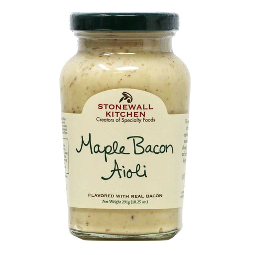 Stonewall Kitchen - Maple Bacon Aioli, 10.25oz Jar