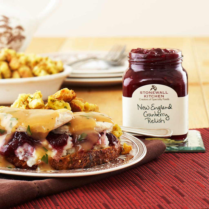 Stonewall Kitchen-New England Cranberry Sauce-myPanier