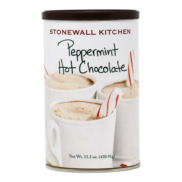Stonewall Kitchen - Peppermint Hot Chocolate, 15.2oz