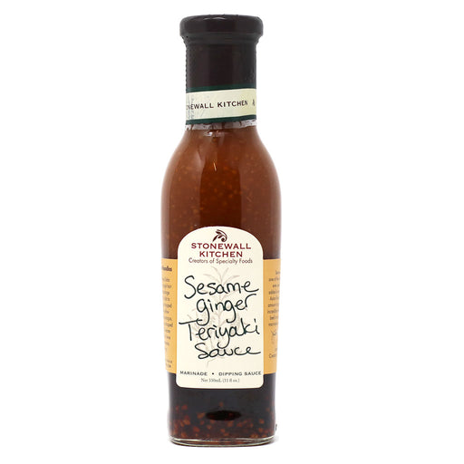 Stonewall Kitchen - Sesame Ginger Teriyaki Sauce, 11oz