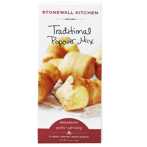 Stonewall Kitchen - Traditional Popover Mix, 12.3oz