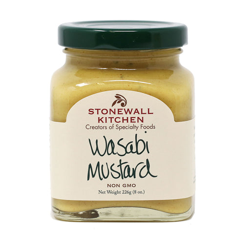 Stonewall Kitchen - Wasabi Mustard, 8oz