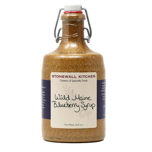 Stonewall Kitchen - Wild Maine Blueberry Syrup, 16oz