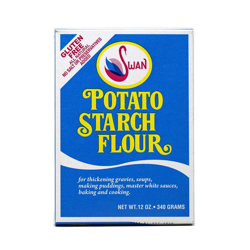 Swan - All Natural Potato Starch Flour, 12oz