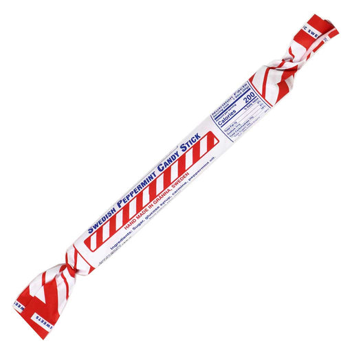 Swedish Handmade Peppermint Stick, 1.76oz