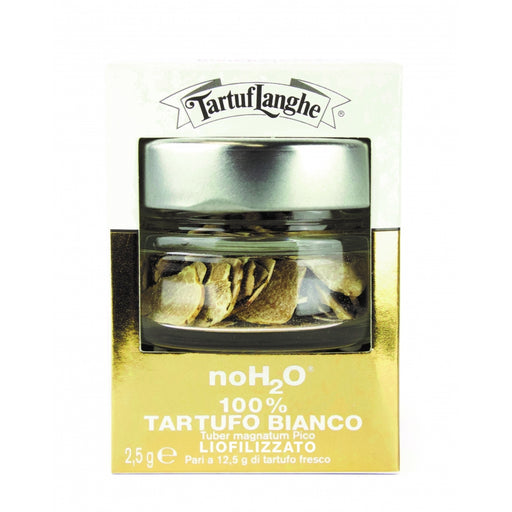 Tartuflanghe - noH20 Freeze-Dried White Truffle, 0.09oz (2.5g)