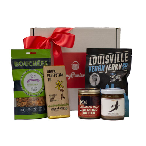 Top Vegan Foods Gift Set