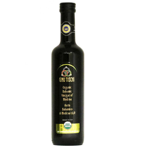 Toschi - Organic Balsamic Vinegar of Modena, 16.9 fl oz