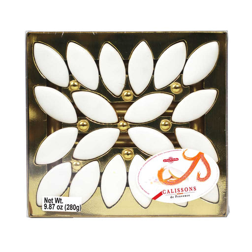 Trois Abeilles - Calissons French Candy Box, 20 pc 280g
