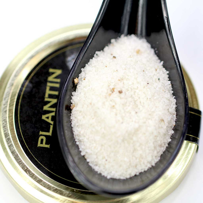 Plantin - Summer Truffle Salt of Guerande, Jar 120g
