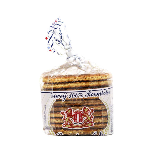 All Butter Syrup Authentic Dutch Stroopwafels Cookies, 11.6oz