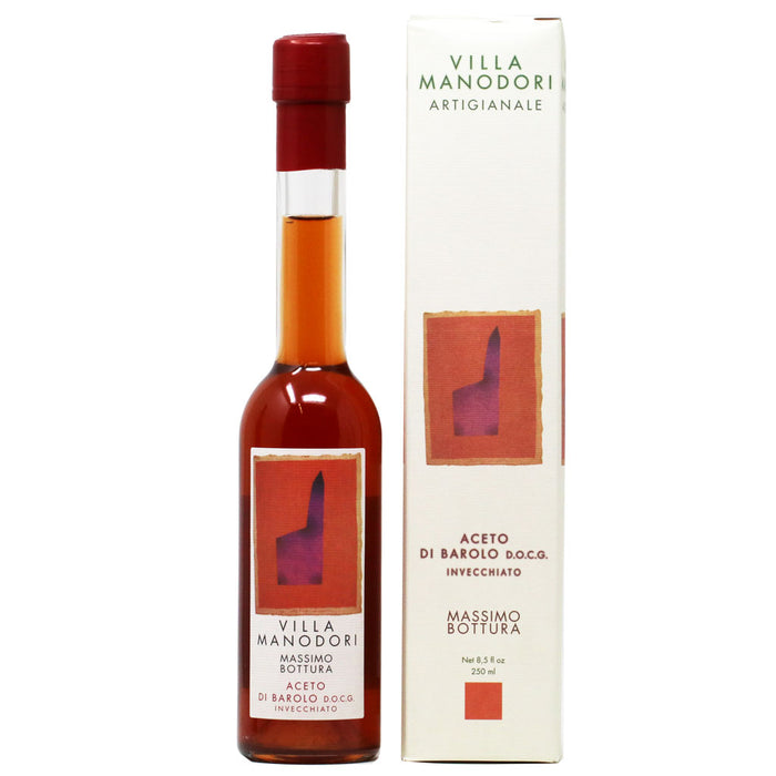 Villa Manodori - Barolo Wine Vinegar, DOCG, 250ml