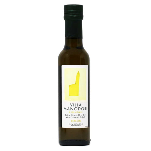 Villa Manodori - Essenziale Lemon Extra Virgin Olive Oil, 250ml