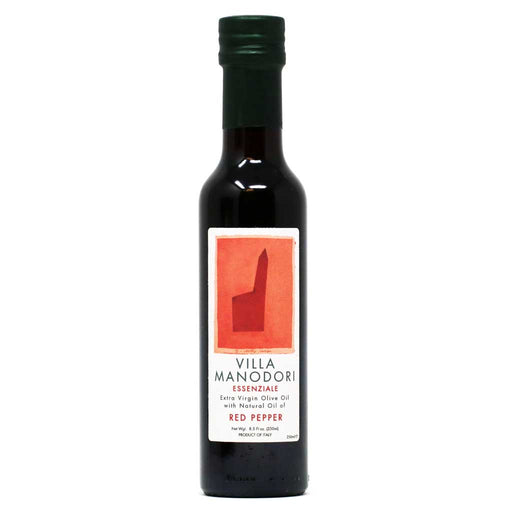 Villa Manodori - Essenziale Red Pepper Extra Virgin Olive Oil, 250ml