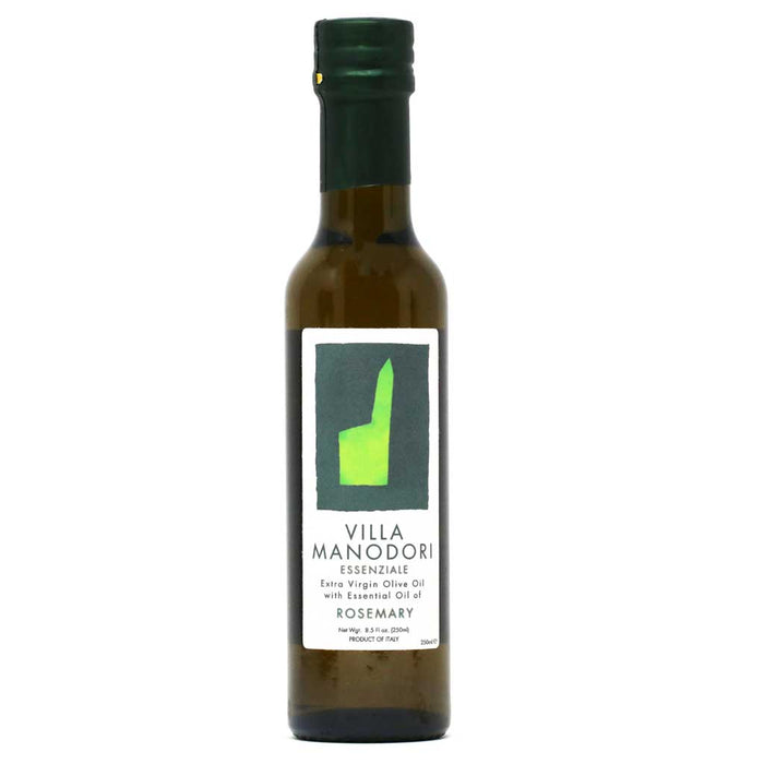 Villa Manodori - Essenziale Rosemary Extra Virgin Olive Oil, 250ml