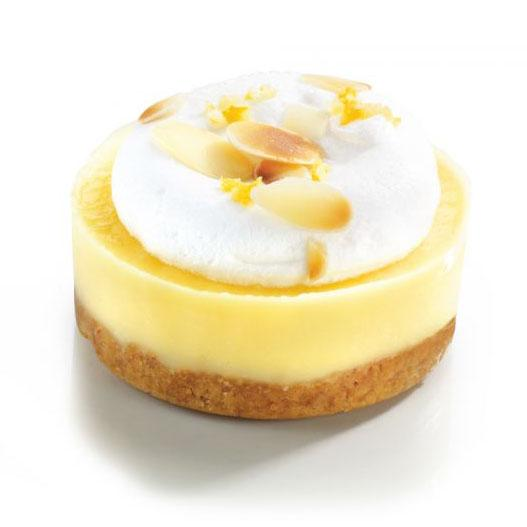 Lemon Meringue Shortbread, 2pc