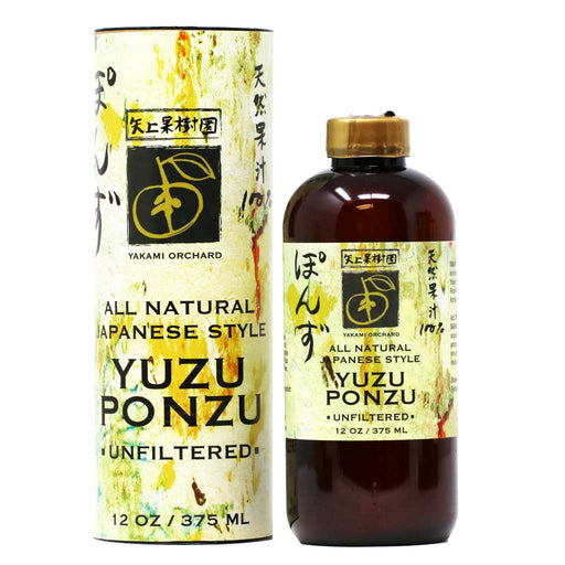 Yakami - Ponzu Juice, All Natural, 12oz (375ml)