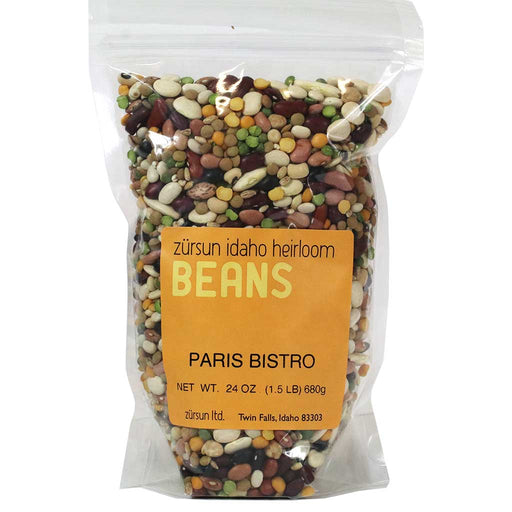 Zursun Idaho, Paris Bistro Bean Soup Blend - 1.5 lbs
