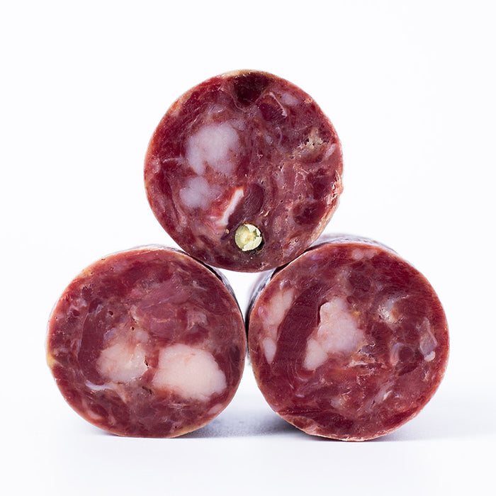 Delices - Cured Duck Salami (Saucisson Canard), 8oz