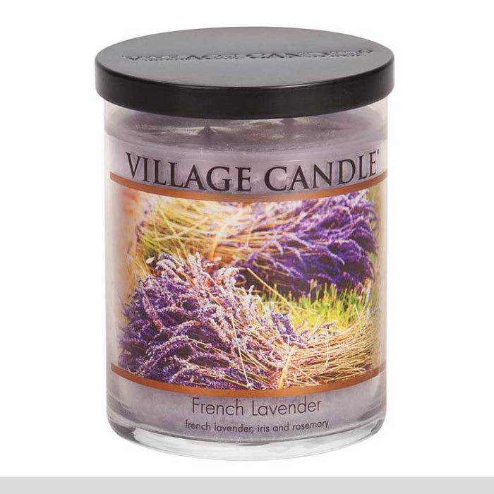 Village Candle - French Lavender Candle, 19oz Tumbler