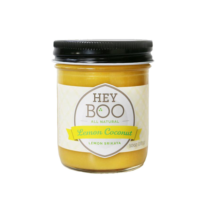 Hey Boo Lemon Coconut Jam, 10oz (283g)