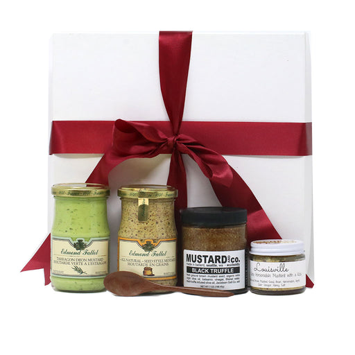 Pick N treat - Gourmet Mustard Gift Set