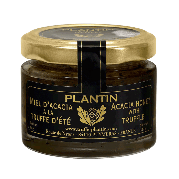 Plantin - Acacia Honey with Summer Truffle - Jar 90g