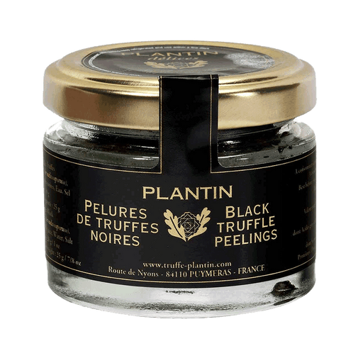 Plantin - Black Truffle 25g Peelings (Tuber Melanosporum and Brumale)