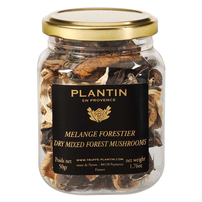 Plantin - Dry Mix Forest Mushrooms (Melange Forestier) 50g