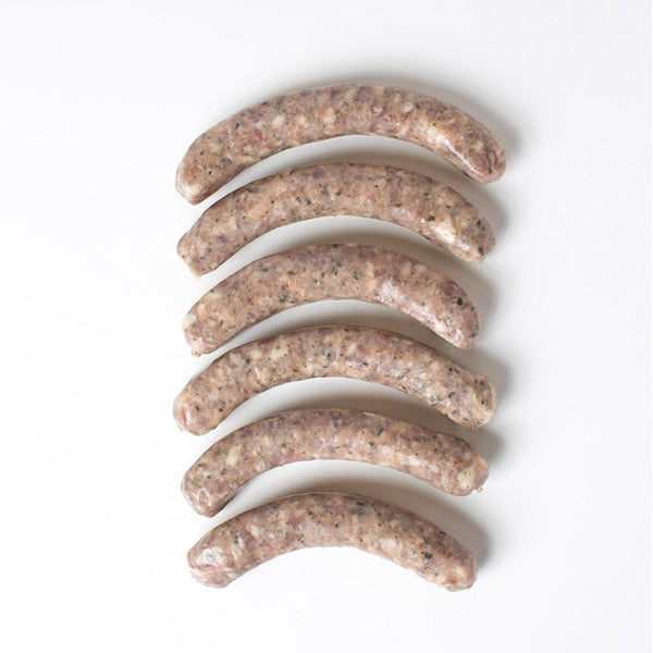 Bistro Sausage with Herbs of Provence (Chipolata), 12oz