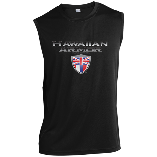 Hawaiian A.M.A Sleeveless Performance T-Shirt - Hawaiian Attitude