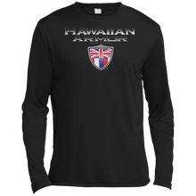 Hawaiian A.M.A Tall LS Moisture Absorbing T-Shirt - Hawaiian Attitude