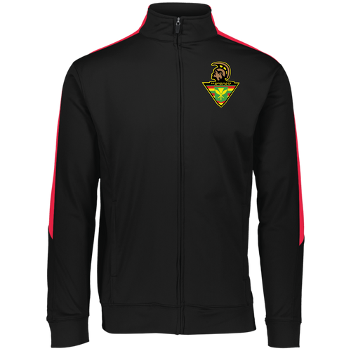 A.M.A Warrior Performance Full Zip Jacket - Hawaiian Attitude
