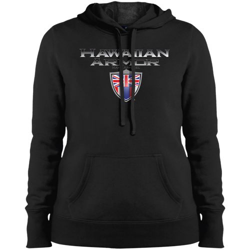 Hawaiian A.M.A Ladies' Pullover Hooded Sweatshirt - Hawaiian Attitude