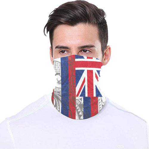 Union Jack Tube mask - Hawaiian Attitude