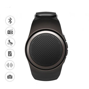 Ubit B20 Smart Watch (With Self-timer, Anti-Lost Alarm, Mini Bluetooth Speaker, & more)