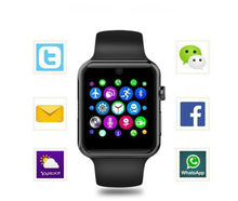 ZAOYIMALL DM09 Bluetooth Smart Watch HD Screen (Support SIM Card Wearable Devices)