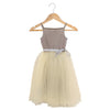 Jemma Dress in Latte