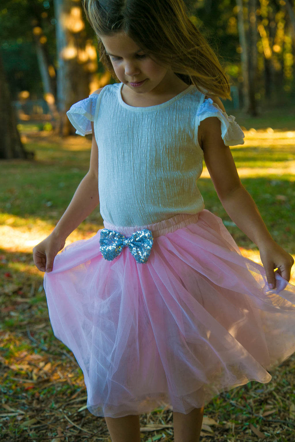 Sweetheart Tutu in Pink