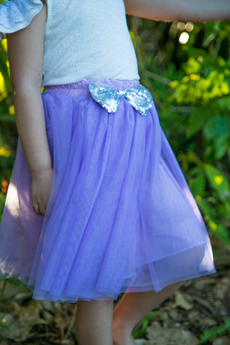 Sweetheart Tutu in Purple