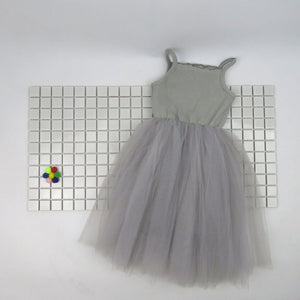 Jemma Dress in Grey