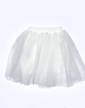 Chloe Tutu in White