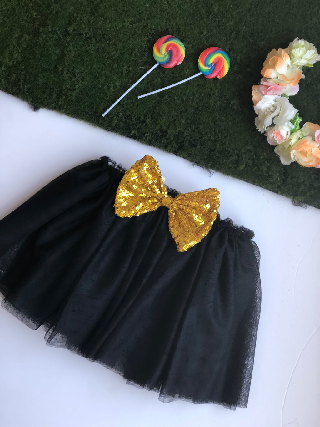 Minnie Tutu in Black