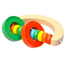 Hand Bell Rattles Baby Bed Funny Toy Colorful Grasping Toys Children Rattle Baby - KMAshopstore