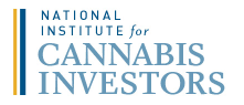 National Institute for cannabis Investors Logo