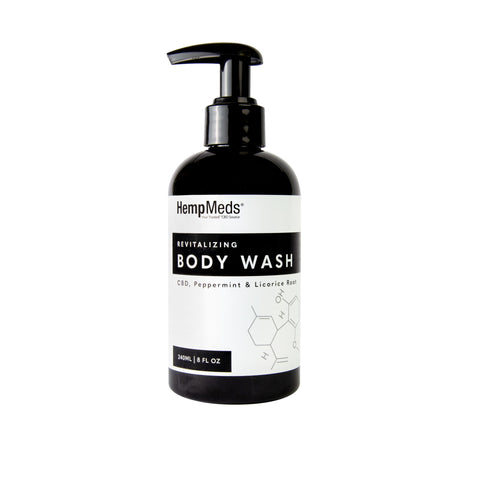 REVITALIZING BODY WASH (SULFATE-FREE)
