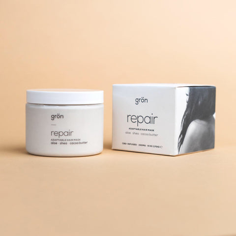 REPAIR: ADAPTABLE HAIR MASK - 150MG CBD