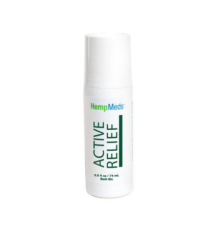 ACTIVE RELIEF ROLL-ON - 50MG